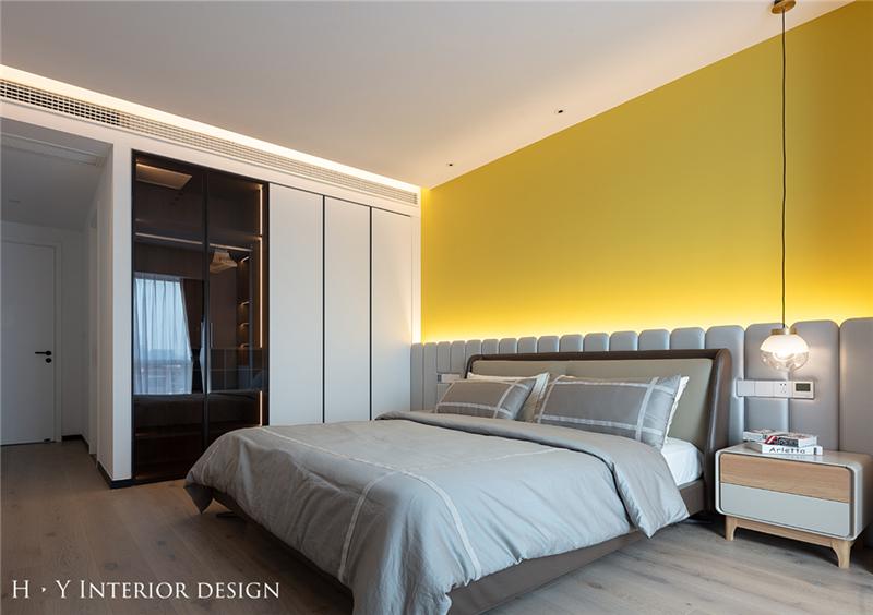 幸福里7单元196㎡三室两厅两卫现代北欧风格