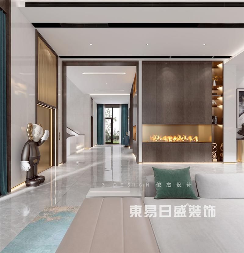 九龙依云装修-现代轻奢设计-1100平米