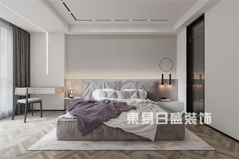 龙湖九里香醍装修-意式现代设计-350平米